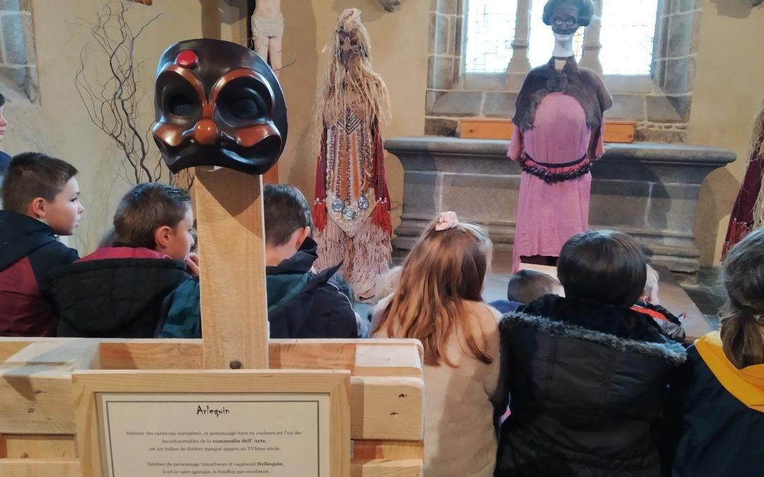 Exposition à la chapelle Sainte Barbe de Plouaret